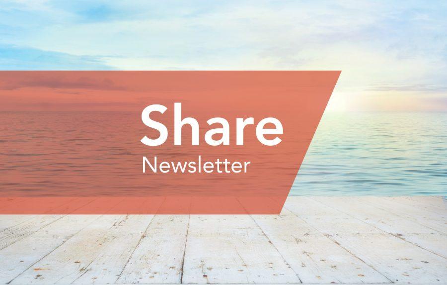 Share Newsletter
