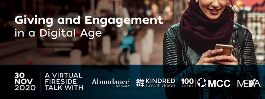 Giving and Engagement in a Digital Age