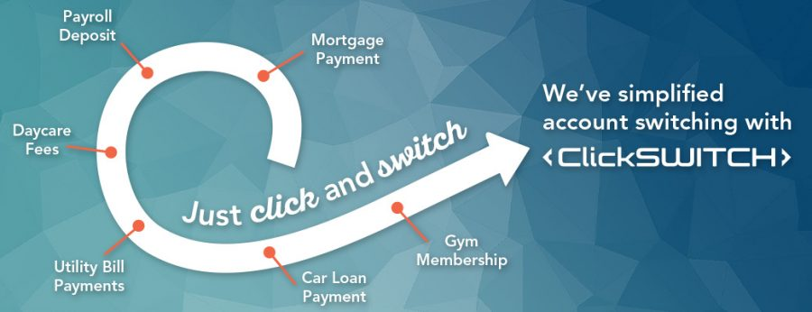 We've simplified account switching with ClickSwitch